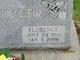 Florence Mary <I>Arkfeld</I> Ohlinger