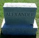 Profile photo:  Henry Clyde Alexander