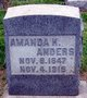 Amanda K. <I>Heebner</I> Anders