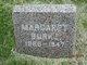 """Margaret """"Berta"""" Burke"""