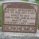 Profile photo:  Agnes <I>Hoff</I> Berkheimer