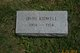 Irvin D. Kidwell