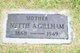 Nettie A. Gillham