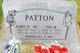 James H Patton, Sr