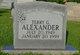 Profile photo:  Terry Garland Alexander