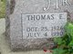 "Thomas Edward ""Tom"" Arkfeld"