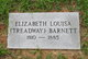 Profile photo:  Elizabeth Louisa <I>Treadway</I> Barnett