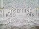Josephine Pendergast