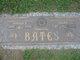 Wilma W <I>Beaty</I> Bates