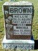 Nellie Colclasure