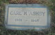 Profile photo:  Carl Harry Ashby