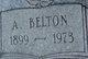 Profile photo:  A. Belton Emmert