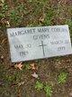 Margaret Mary <I>Coburn</I> Givens
