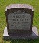 Profile photo:  Ethel Belle Allen