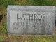 Profile photo:  Myrtle H. Lathrop