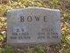 """Daniel Webster """"Buck"""" Bowe"""