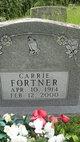 Carrie Fortner