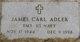 James Carl Adler