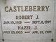 Hazel Virginia <I>Jones</I> Castleberry