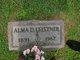 Profile photo:  Alma D Leistner
