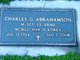 Charles G Abrahamson