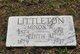"""Minos W """"Minnie"""" Littleton"""