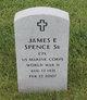 Profile photo:  James E Spence, Sr
