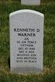 Profile photo:  Kenneth D Warner