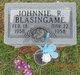 Profile photo:  Johnnie Ray Blasingame