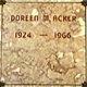 Profile photo:  Doreen Mae <I>Willey</I> Acker