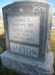 Sarah Jane <I>Allen</I> Barton
