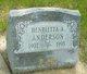 Henrietta A. <I>Teska</I> Anderson