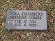 Profile photo:  Dora <I>Chambers</I> Combs