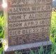 Malvina <I>Walker</I> Albright