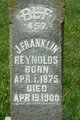 John Franklin Reynolds