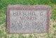 Herschel B. Gammon Morris