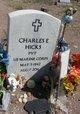 Profile photo:  Charles E Hicks