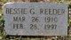Profile photo:  Bessie G Reeder