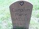 Carolyn Marie Bailey