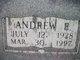 Andrew Edward Chandler