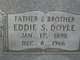 Profile photo:  Eddie S Doyle