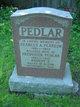 Frances A. <I>Pearson</I> Pedlar