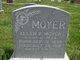 Pvt Allen B. Moyer