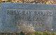 Billie Ray Bartee