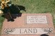 Mary Ethelyn <I>Murphy</I> Land