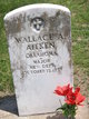Profile photo: Maj Wallace A. Aitken