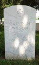 Sgt Calvin H Wilson