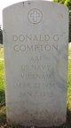 Profile photo:  Donald G Compton