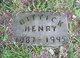 Henry Jefferson Bittick