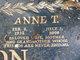 Profile photo:  Anne T. Chilton